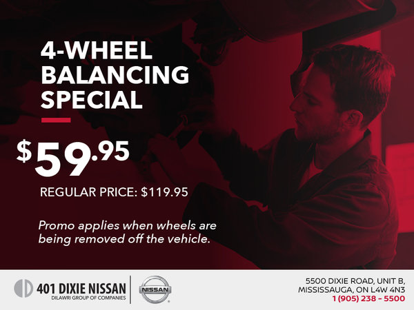 Four-Wheel Balancing