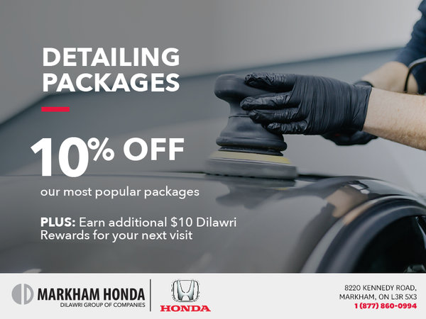 Detailing Special