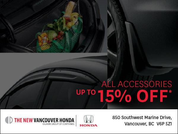 All Accessories | up to 15% off*