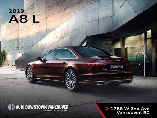 The 2019 Audi A8 L