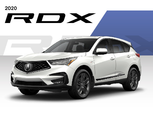 Special Offers | Lease the 2020 RDX A-SPEC