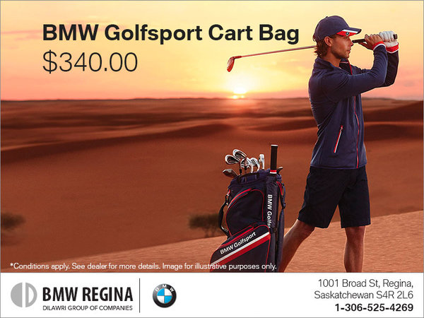 Bmw Regina Special Offers
