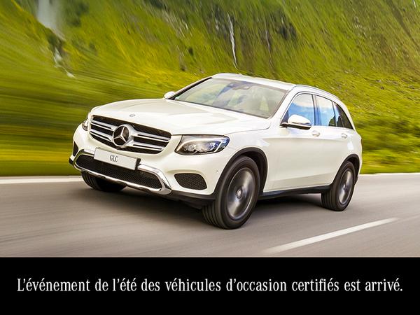 L'événement Véhicules Certifiés Mercedes-Benz