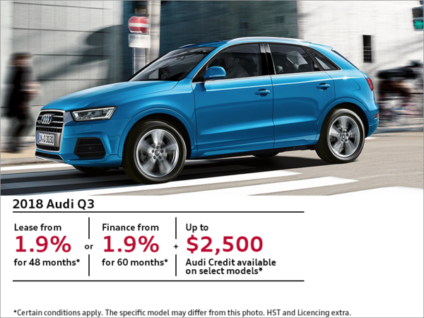 Drive the 2018 Q3 today!