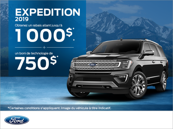Ford Expedition 2019!