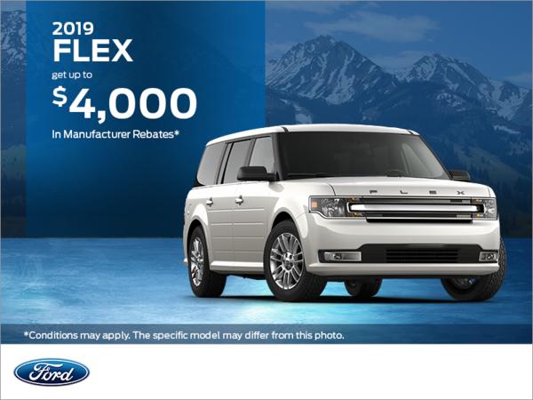 2019 Ford Flex!