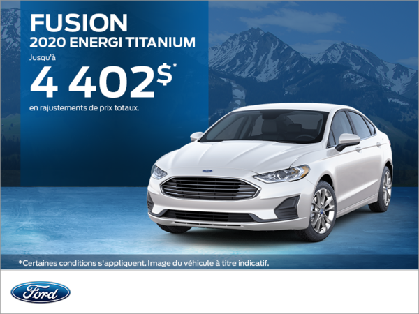 Ford Fusion 2020!