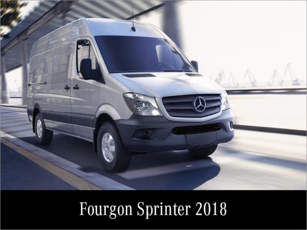 SPRINTER 2500 V6 2018