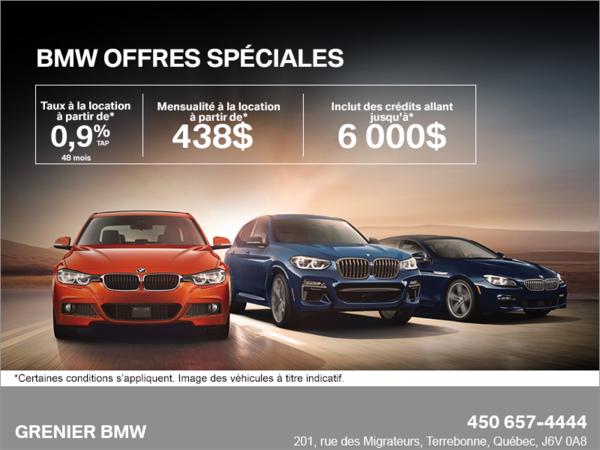 L'événement En route pour les Fêtes de BMW!