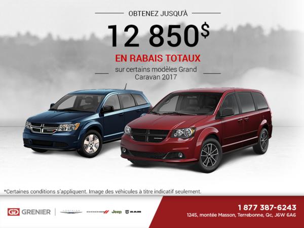 La vente mensuelle Dodge