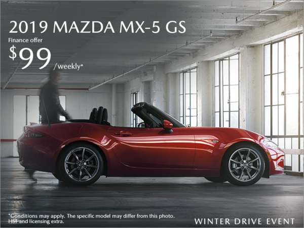 Chatham Mazda - Get the 2019 Mazda MX-5 Today!