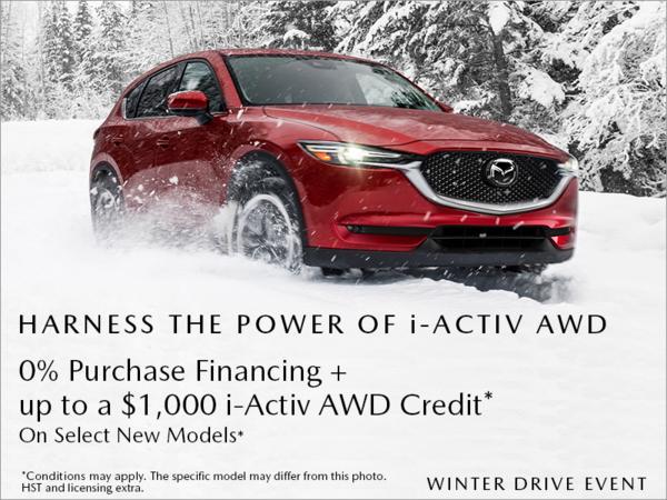 Chatham Mazda - Mazda Winter Drive Event!