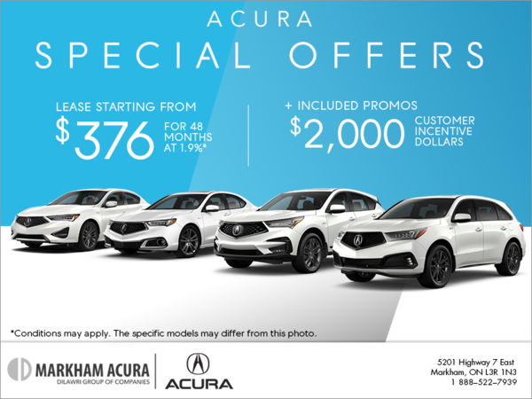 The Monthly Acura Event