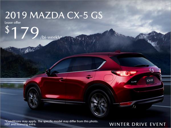 Chatham Mazda - Get the 2019 Mazda CX-5 Today!