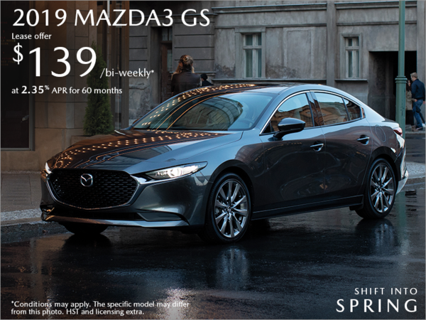 401 Dixie Mazda - Get the 2019 Mazda3 Today!