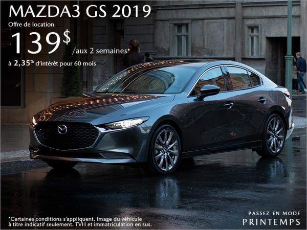 401 Dixie Mazda - Procurez-vous une Mazda3 2019 aujourd'hui!