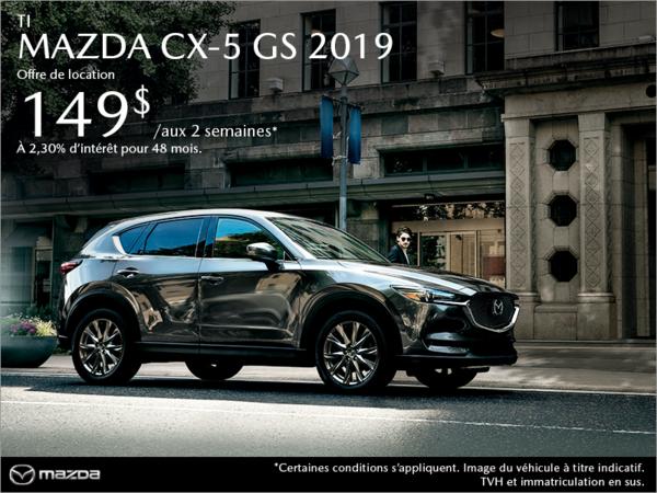 401 Dixie Mazda - Procurez-vous la Mazda CX-5 2019 aujourd'hui!