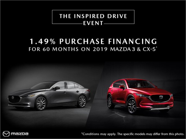 Coastline Mazda - The Inspired Drive Event