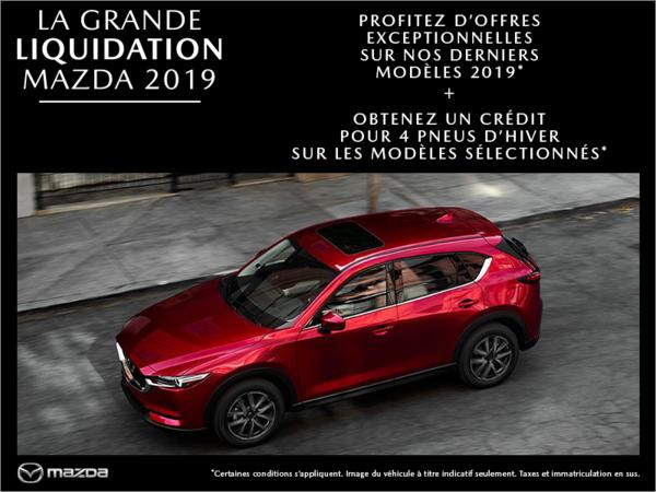 Agincourt Mazda - La grande liquidation Mazda 2019