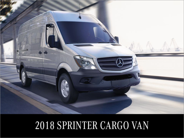 2018 SPRINTER 2500 V6