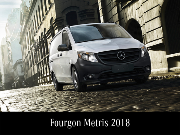 FOURGON METRIS 2018