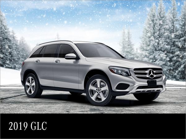 Lease the 2019 Mercedes-Benz GLC