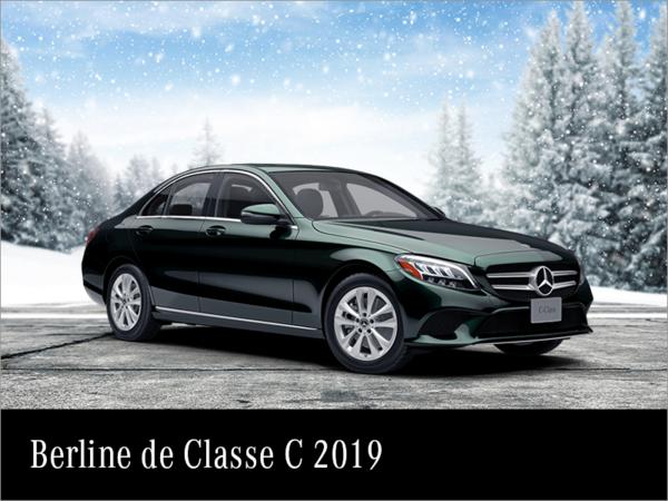 Louez la Mercedes-Benz Classe C Berline 2019
