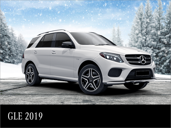 Louez la Mercedes-Benz GLE 2019