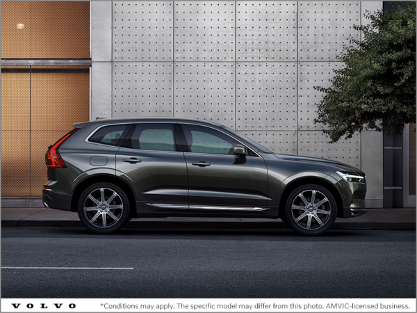 2019 Volvo XC60 Inscription - from $56,815 | Volvo of Edmonton