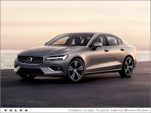 The new 2019 S60