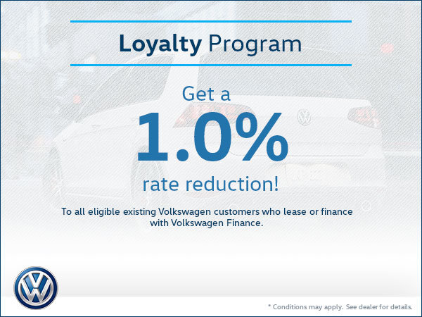 Volkswagen's Loyalty Program