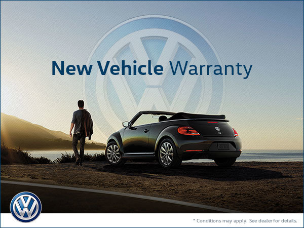 Our New Vehicle Warranty