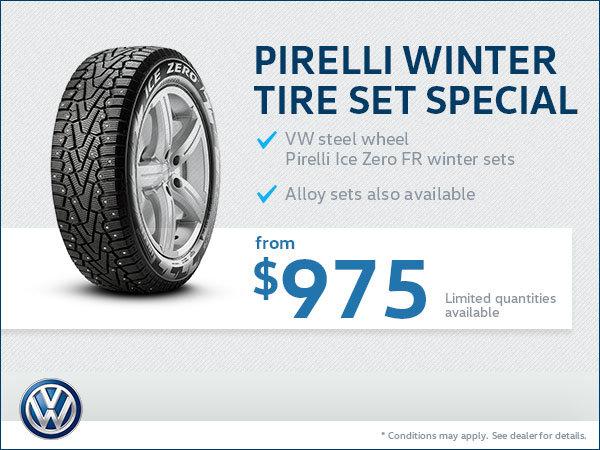 Pirelli Winter Tire Special