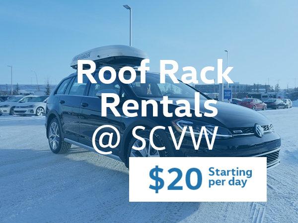 Roof Rack Rentals