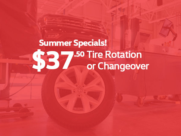 Summer Tire Changeovers