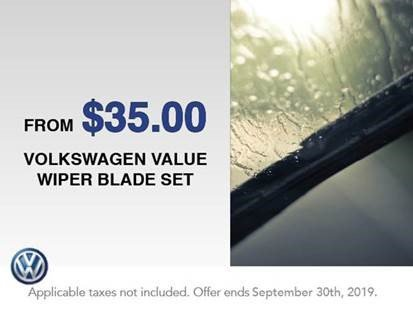 Wipers From $35