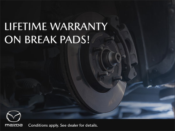 Mazda Pointe-aux-Trembles - Brake pads