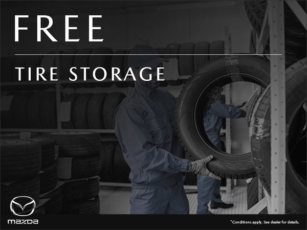 Mazda Pointe-aux-Trembles - Tire Storage