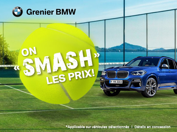 On «SMASH» les prix!