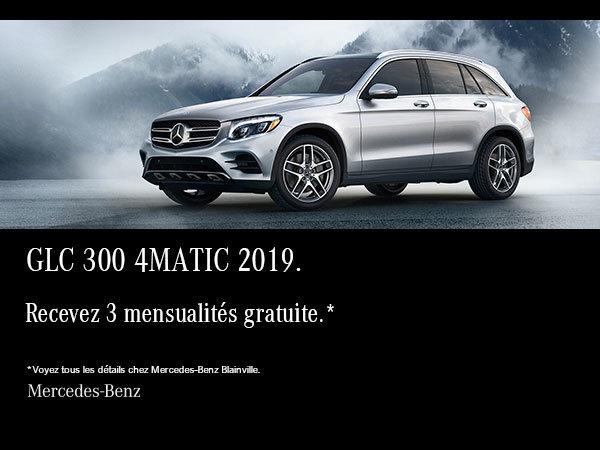 Mercedes-Benz GLC 300 2019