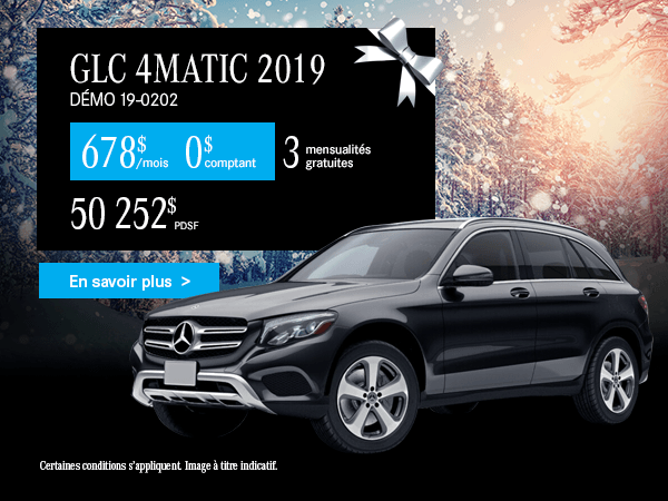 Mercedes-Benz GLC 300 2019