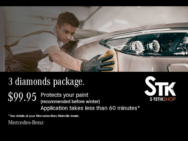 The 3 Diamonds package.