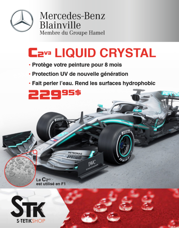 Forfait Liquid Crystal