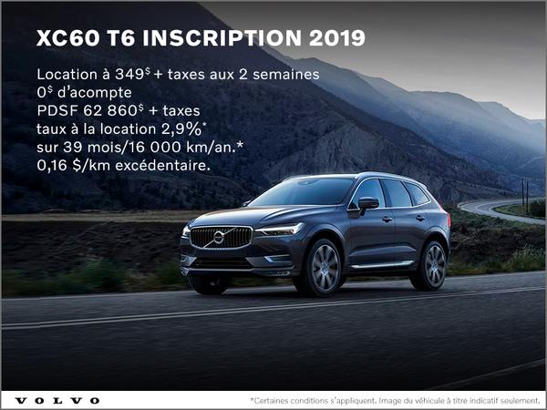 XC60 T6 Inscription 2019