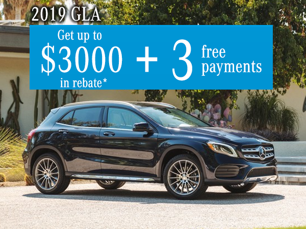 Get up to 3 000$ in rebate