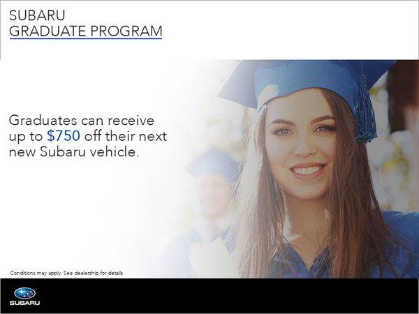 Subaru Graduate Program