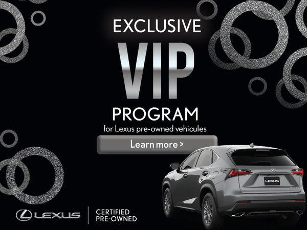 Exclusive VIP Program