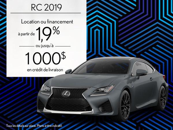 RC 2019 - août