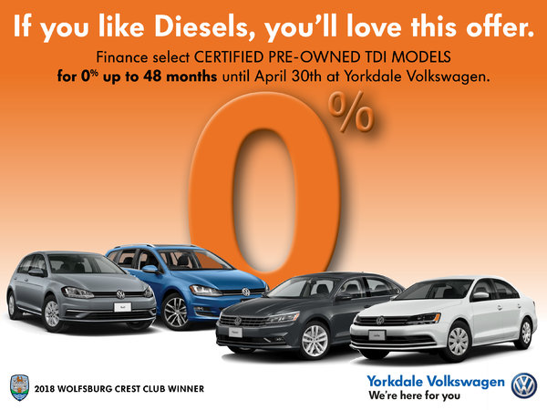 If you like Diesels, you'll love this offer!