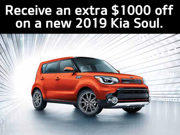 2019 kia soul offer